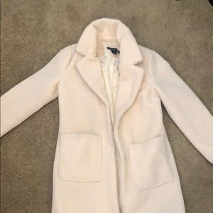 French connection Teddy Coat